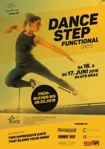 DANCE, STEP, FUNCTIONAL DAYS V GRAZU UGODNEJE ZA BODIFIT ČLANE