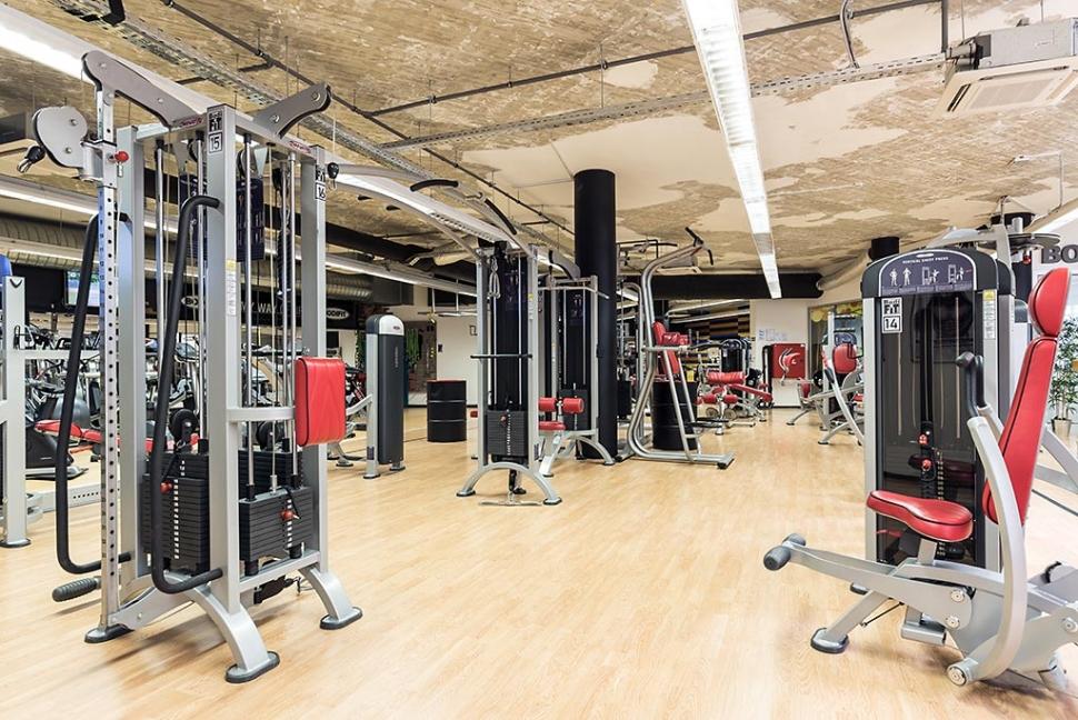 Fitnes trenažerji