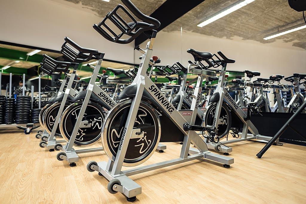 Bodifit Cycling kolesa