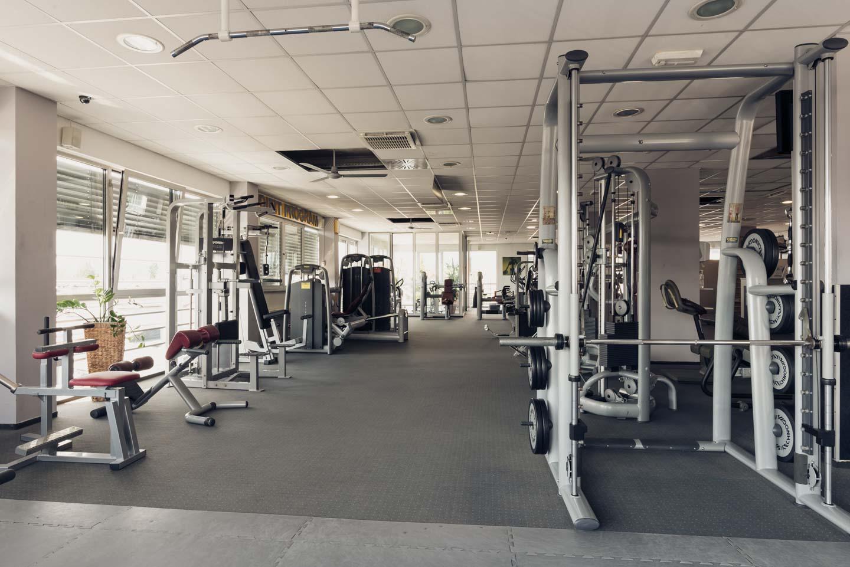 Kletka v fitnesu