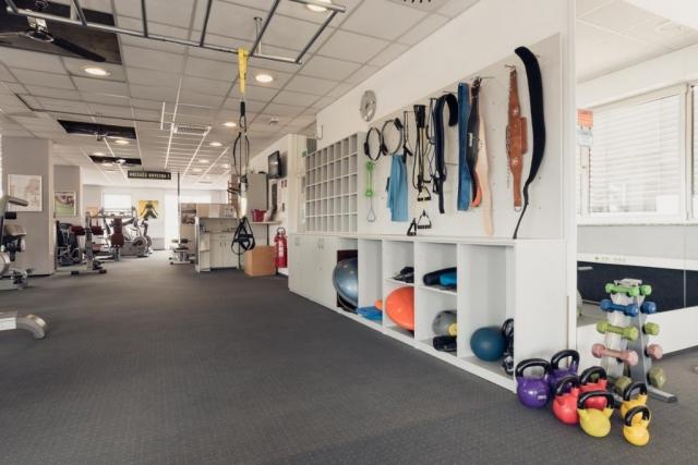 Pripomočki v fitnesu