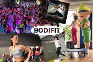 Bodifit-ov teden Športne pomladi