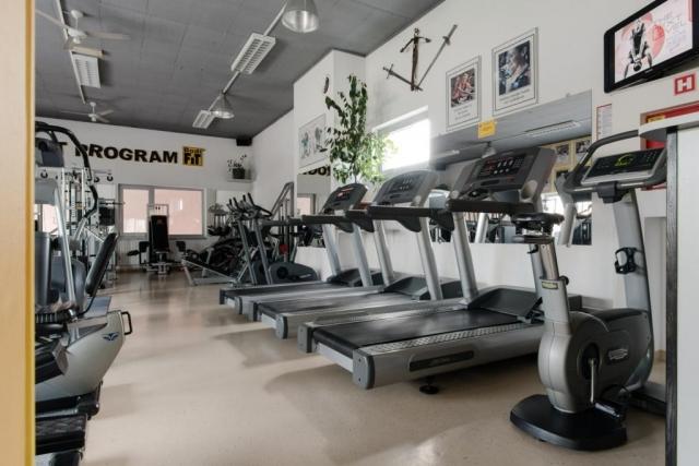 Tekalne steze v fitnesu