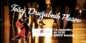 Začetni tečaj družabnih plesov