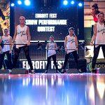 Eurofit fest nastop BODIFIT show skupina