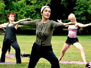 »FUSION BALANCE« – vaša vadba, uravnoteženo telo