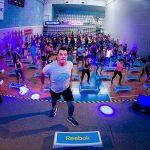 Eurofit fest 2018 step class