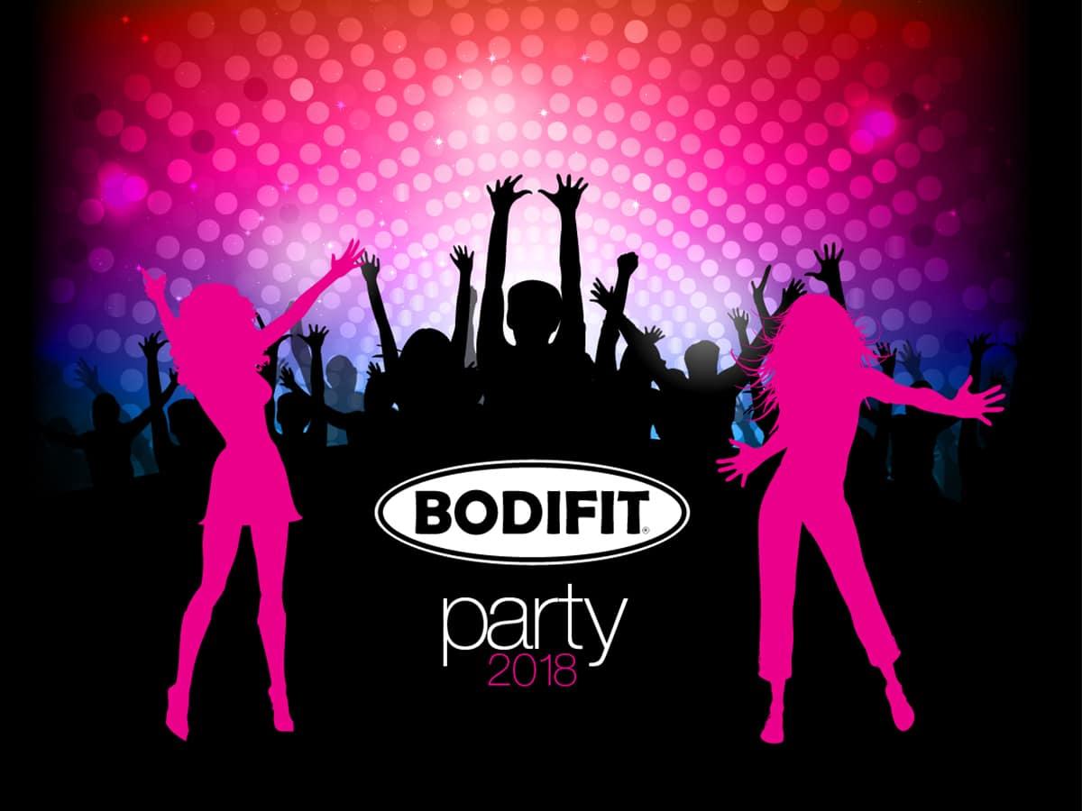 Bodifit zabava 2018