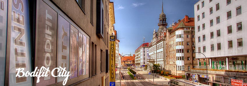 Center City in mesto Maribor